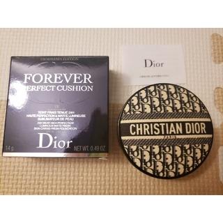 Dior - Dior フォーエバー クッションファンデーション 限定