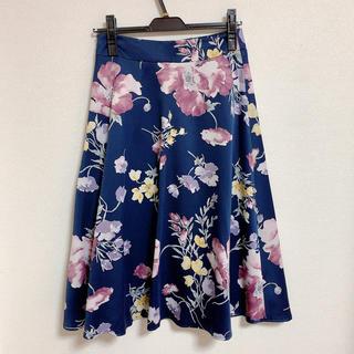 MISCH MASCH - 新品 ミッシュマッシュ ♡ 花柄フレアスカート