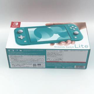 Nintendo Switch - ニンテンドースイッチ ライト ターコイズ