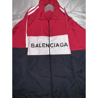 Balenciaga - BALENCIAGA track jacket トラックジャケット 39 美品