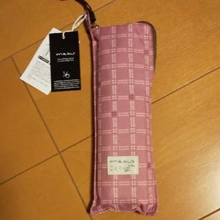 mabu - mabu × ことりっぷ 折り畳み傘 ピンク