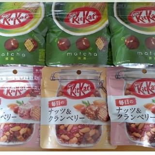 ネスレ(Nestle)のKitKat 6袋(菓子/デザート)