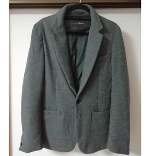エディション(Edition)のトゥモローランド(edition)ウール ダウン入りあったかジャケット メンズ (テーラードジャケット)