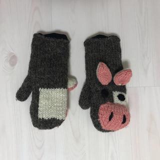 ニコアンド(niko and...)のniko and  ...  ミトン手袋(手袋)