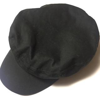 アースミュージックアンドエコロジー(earth music & ecology)の未使用アースミュージックアンドエコロジー帽子(ハンチング/ベレー帽)