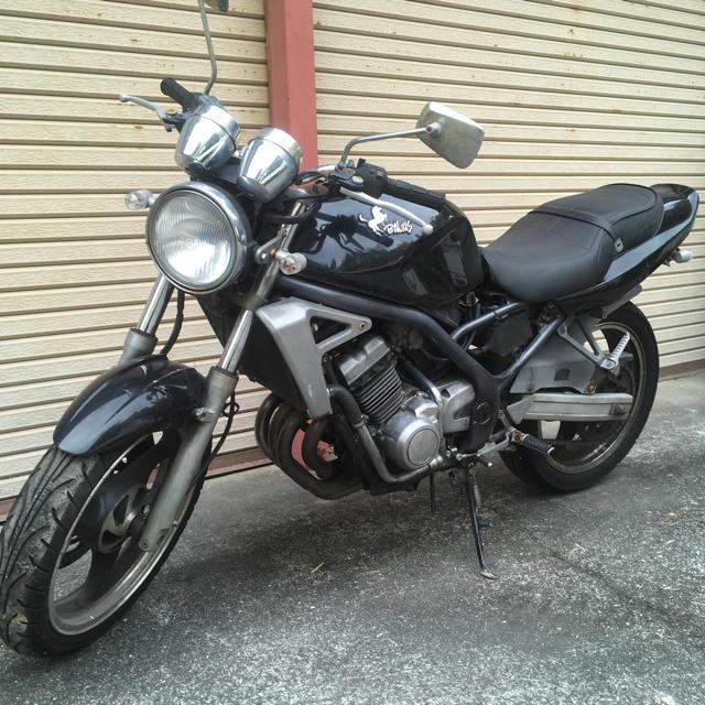 カワサキ(カワサキ)のカワサキバリオス1型 自動車/バイクのバイク(車体)の商品写真