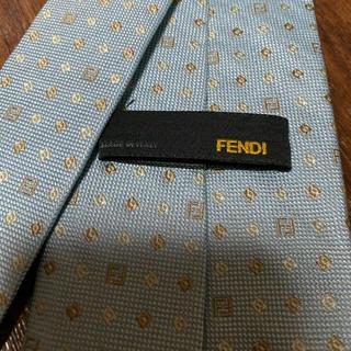 FENDI - 極美品 FENDI ネクタイ