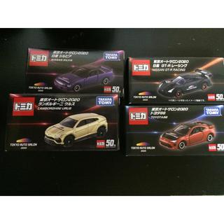 東京オートサロン2020限定トミカ シルビア GT-R ウルス 864点セット(ミニカー)