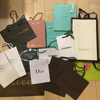 PRADA - ブランドショップ袋 14袋