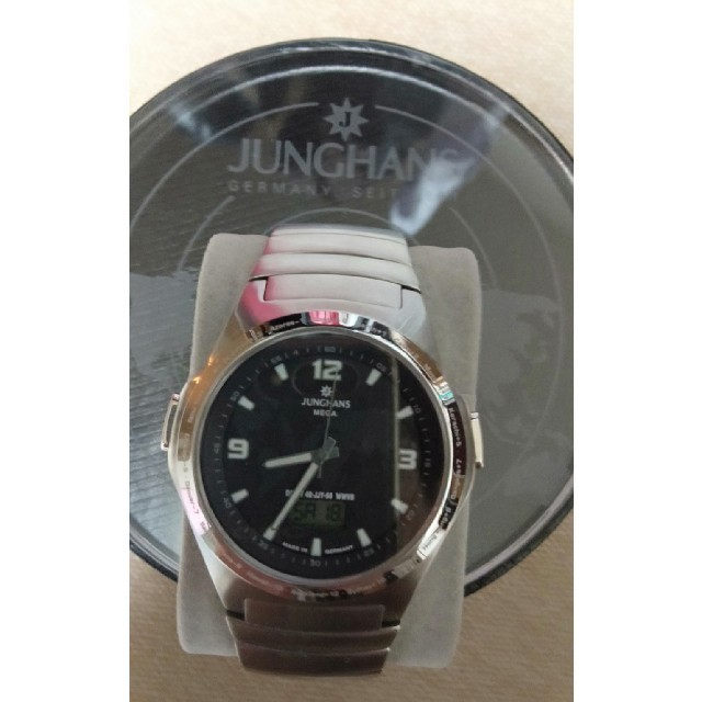 ゼニス コピー 宮城 、 JUNGHANS - ユンハンス 電波腕時計の通販
