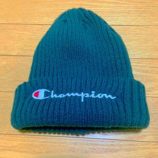 Champion - チャンピオン ニット帽  Champion