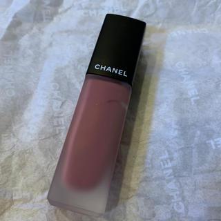 シャネル(CHANEL)のシャネル ルージュアリュール インク フュージョン 804(口紅)