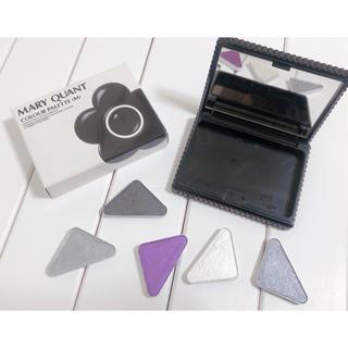 MARY QUANT - マリークワント アイシャドウ5色 パレットセット