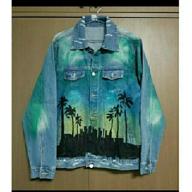 SHIPS(シップス)の【早い者勝ち】 デニムジャケット Gジャン ジーンズ トップス アウター メンズのジャケット/アウター(Gジャン/デニムジャケット)の商品写真