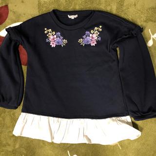 エニィファム(anyFAM)のanyFAM トレーナー(Tシャツ/カットソー)