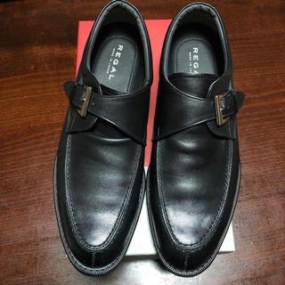 リーガル(REGAL)の美品 リーガル 靴 メンズ 34NR BB(ドレス/ビジネス)