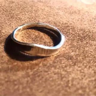 プレゼントリングシルバー925 リング  16号シンプル銀指輪 メンズレディース(リング(指輪))