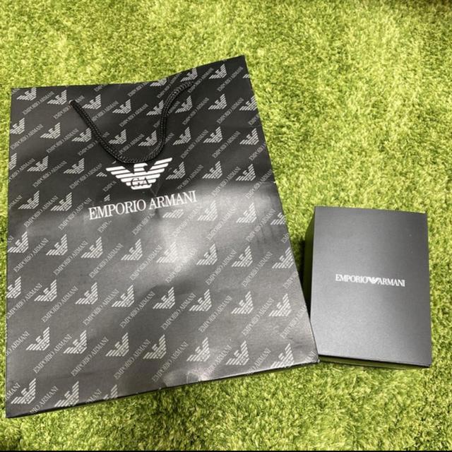 Emporio Armani(エンポリオアルマーニ)の本日のみこの価格!!!アルマーニAR1400 メンズ 腕時計 送料無料 メンズの時計(腕時計(アナログ))の商品写真