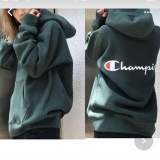 Champion - 【新品未使用】championパーカー