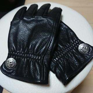 クライミー(CRIMIE)のcrimie クライミー レザー手袋 レザーグローブ(手袋)