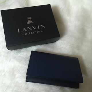 LANVIN COLLECTION - ランバン カードケース 名刺入れ