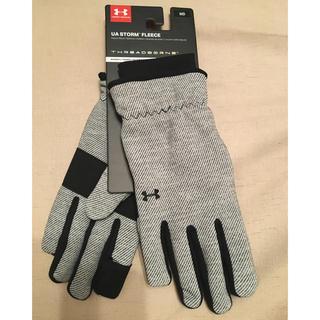アンダーアーマー(UNDER ARMOUR)のアンダーアーマー 手袋 レディース  MDサイズ(手袋)
