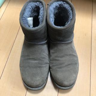 エミュー(EMU)のEMUムートンブーツ(ウォータープルーフ)24㎝(ブーツ)