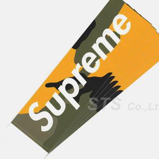Supreme - Supreme - Brooklyn Camo Box Logo Sticker