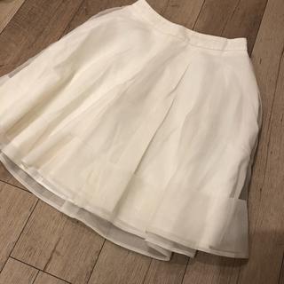 アクアガール(aquagirl)のアクアガール、CROLLAスカート (ひざ丈スカート)