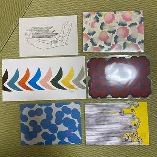 mina perhonen - ミナペルホネン ポストカード 6枚セット
