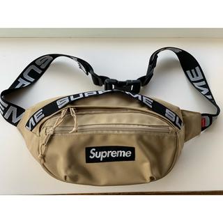 Supreme - 18SS Supreme Waist Bag シュプリーム 美品