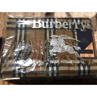 BURBERRY - 新品‼︎バーバリーマフラー Burberrys ロンドン