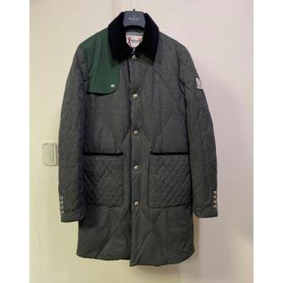 モンクレール(MONCLER)のモンクレールガムブルーbyトムブラウン100%正規美品ジャケット0(ダウンジャケット)