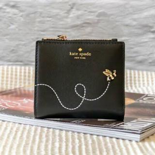 kate spade new york - 【新品¨̮♡︎】ケイトスペード ミツバチ折財布