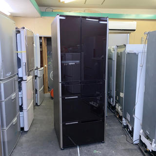 日立 - ⭐️HITACHI⭐️冷凍冷蔵庫 565L 真空チルド 美品 大阪市近郊配送無料