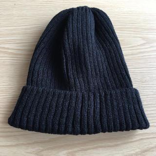 アースミュージックアンドエコロジー(earth music & ecology)のニット帽 (ニット帽/ビーニー)