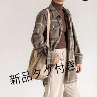 fifth - 【スタイリストプロデュース】チェックオーバーサイズシャツジャケット