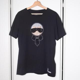 フェンディ(FENDI)のフェンディ 17SS Karl Loves Fendi Tシャツ カールラガー(Tシャツ/カットソー(半袖/袖なし))