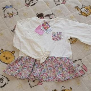Disney - ☆ミニーマウス花柄チュニック☆