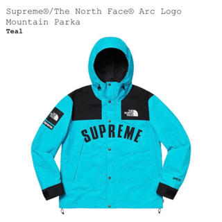 Supreme - supreme north face Arc Mountain Parka M