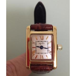 agete - ageteFIRST 時計