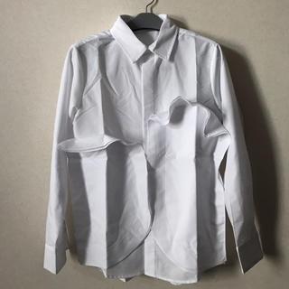 ZARA - 【男女兼用】ひだ付 シャツ ★ コムデギャルソン y's ZARA 好きな方にも