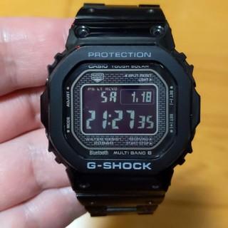 G-SHOCK - ジーショック GMW-B5000GD-1JF デジタル フルメタル 黒 美品