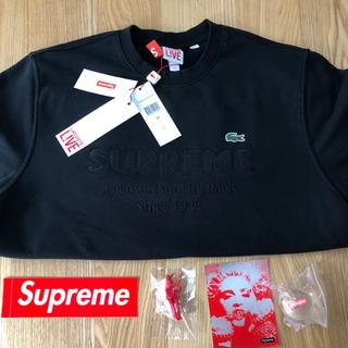 Supreme - 新品 supreme スウェット Mサイズ 黒