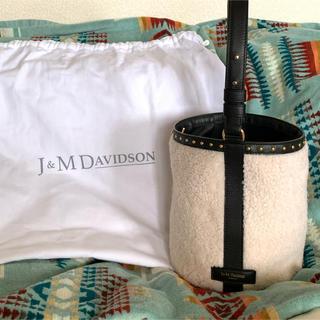 J&M DAVIDSON - 【値下げ】J&M DAVIDSON mini JOY ファー