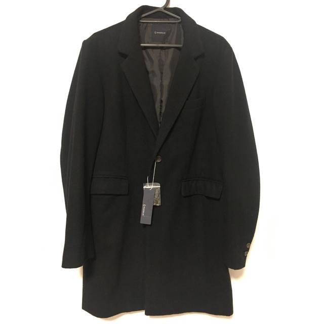 RAGEBLUE(レイジブルー)のRAGEBLUE レイジブルー チェスターコート メンズのジャケット/アウター(チェスターコート)の商品写真