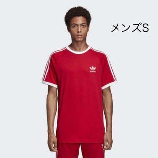 Original - アディダス オリジナルス スリーラインTシャツ S