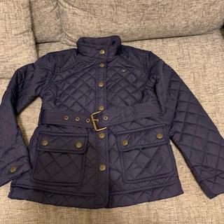 トミーヒルフィガー(TOMMY HILFIGER)の新品タグ付きトミーヒルフィガー中綿入りキルティングジャケットコート(ジャケット/上着)