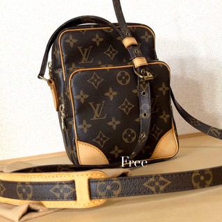 LOUIS VUITTON - アマゾン  ルイヴィトンアマゾン  ルイヴィトンショルダーバッグ  ルイヴィトン