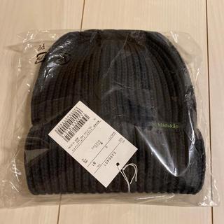 クレードスコープ(kladskap)のグレードスコープ ニット帽 Sサイズ ネイビー(帽子)